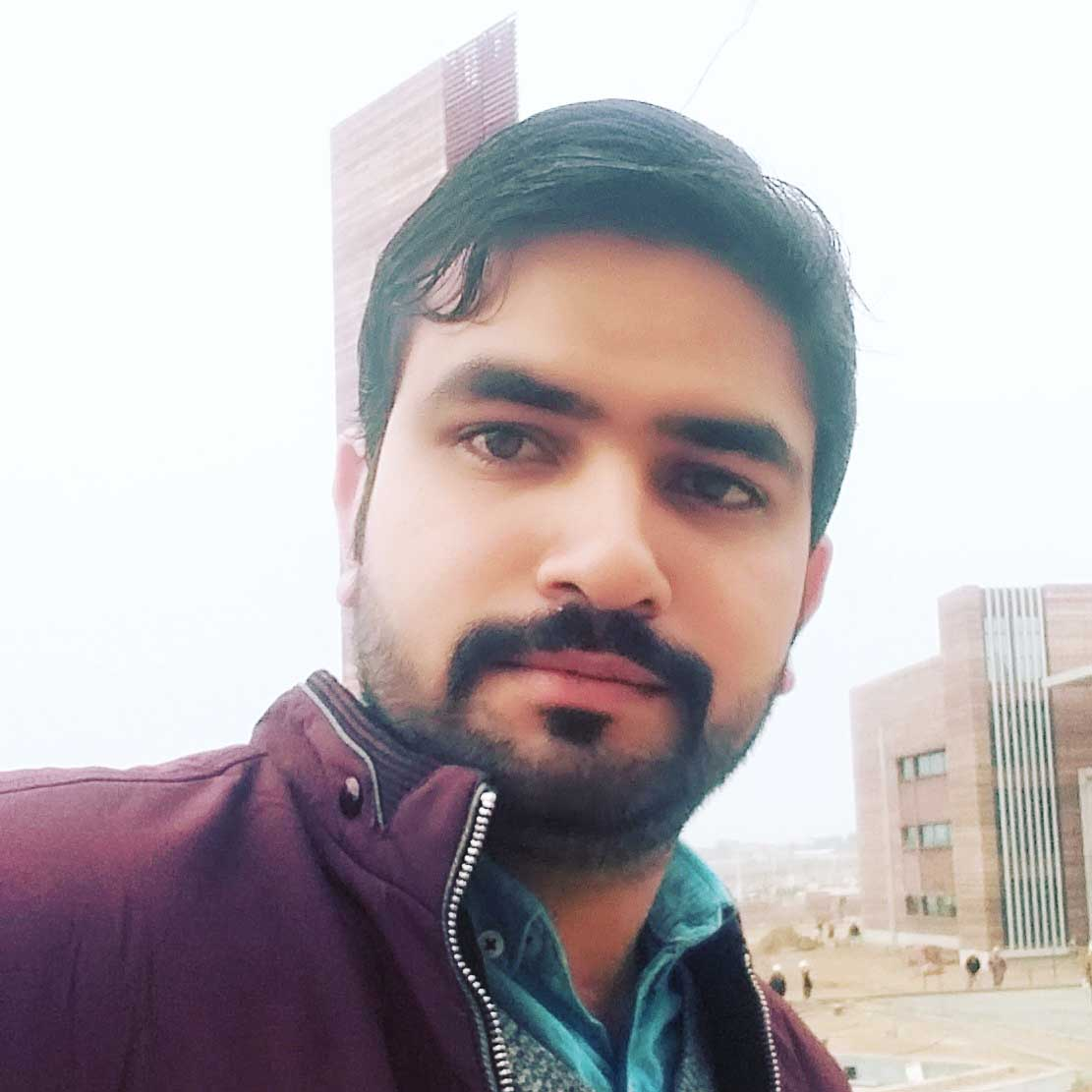 M Junaid Qureshi