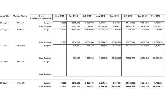 cash flow estimate