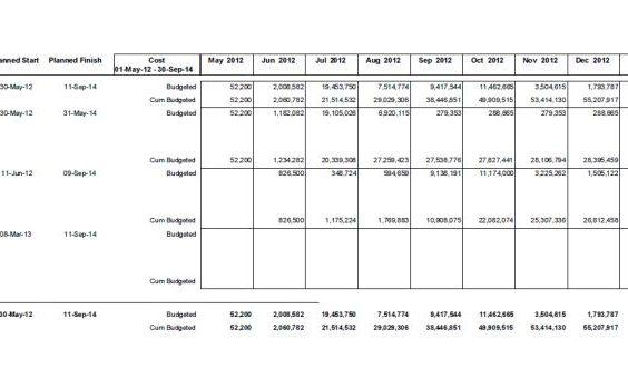 cash flow estimate