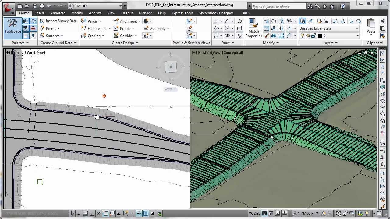 Autodesk AutoCAD Civil 3D - An Introduction - CEM Solutions