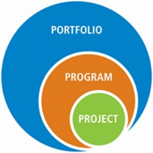 project, program and portfolio