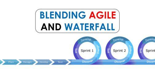 agile and waterfall